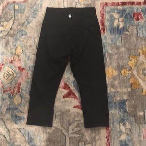 lululemon athletica Pants - Lululemon cropped align leggings